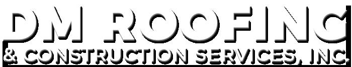 DM Roofing Logo