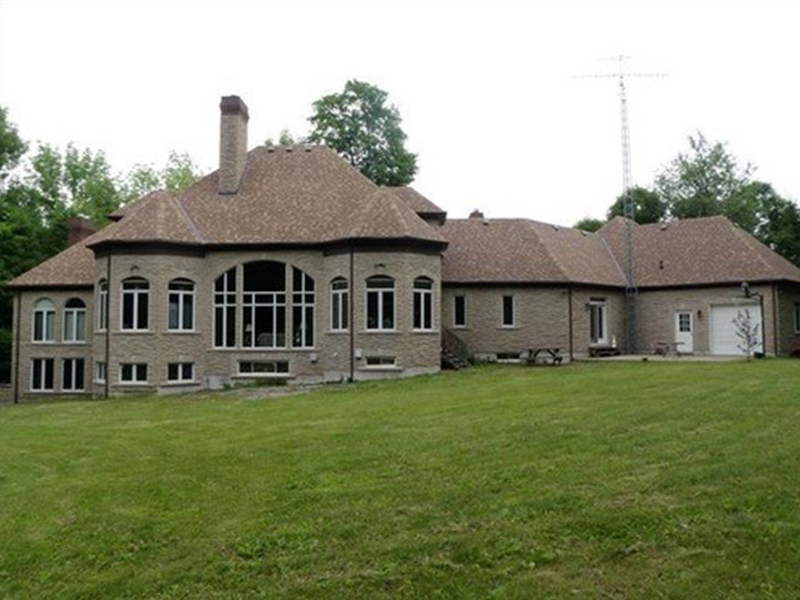 large Residential home